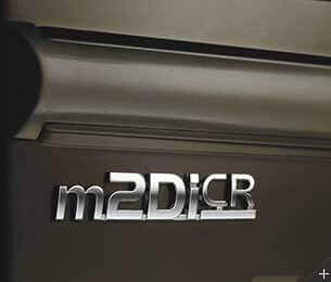 New refined and peppy m2DiCR engine