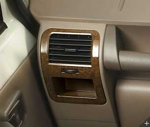 New stylish AC vents