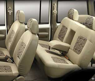Stylish ergonomic seats