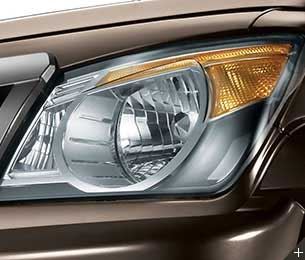 New hawk-eye headlamps