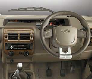 Mahindra Bolero ZLX Features Specifications Technology